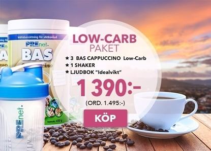 Low Carb-paket