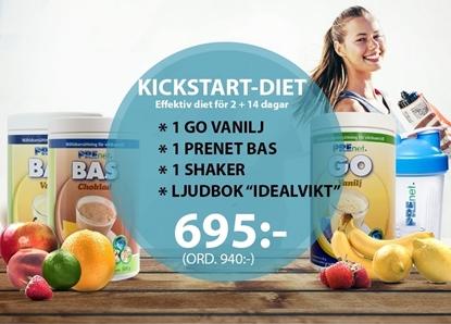 Bild på Kickstart-diet