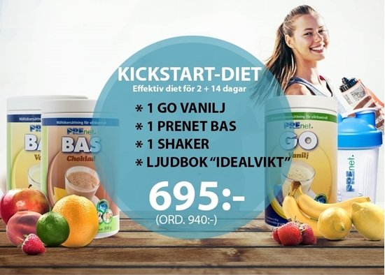 Kickstart-diet