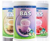Prenet BAS, högkvalitativ måltidsersättning för effektiv viktkontroll.